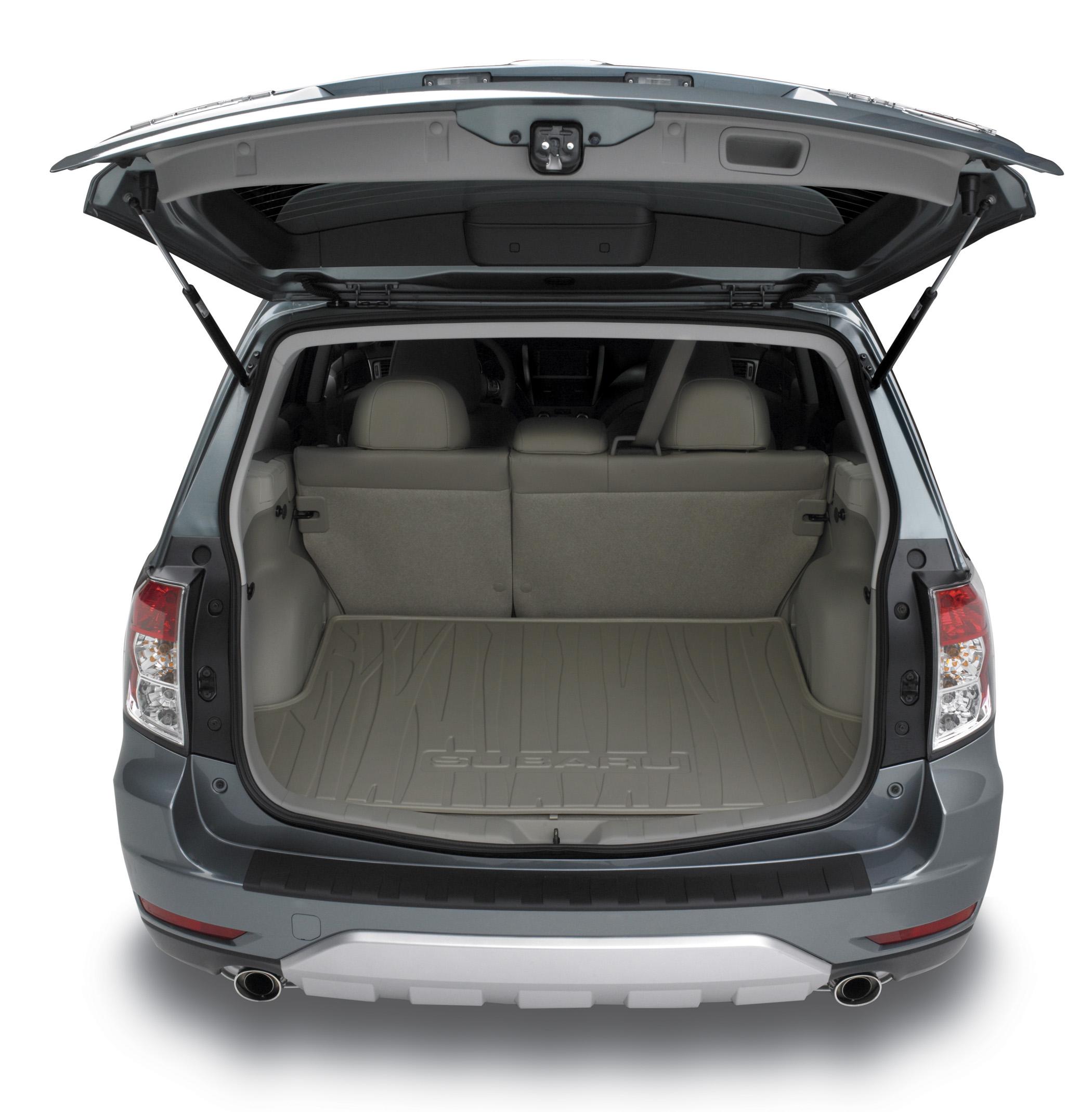 J501ssc000ap Subaru Cargo Tray Platinum Interior