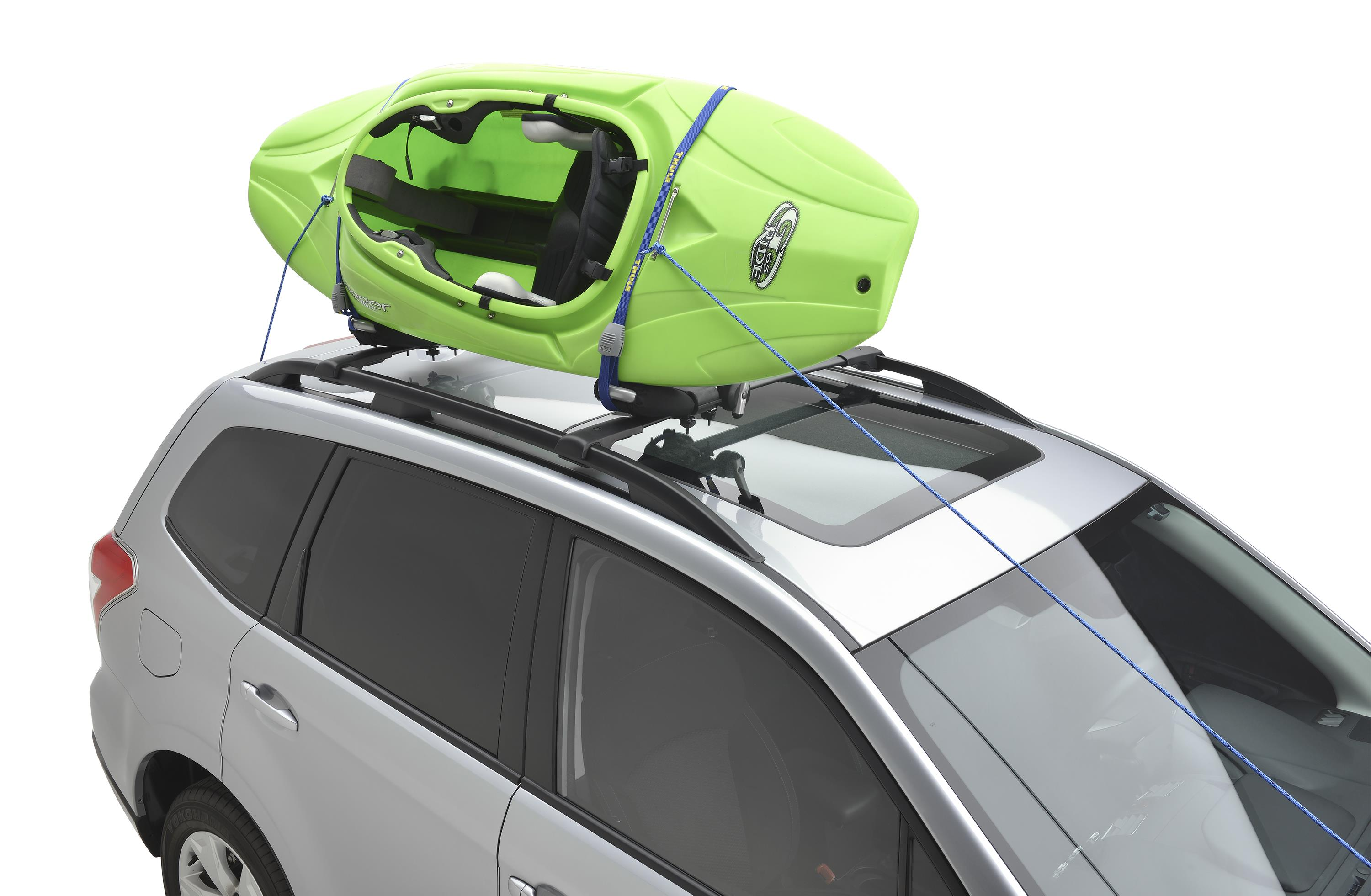 2017 Subaru Outback Kayak Carrier Thule Wide