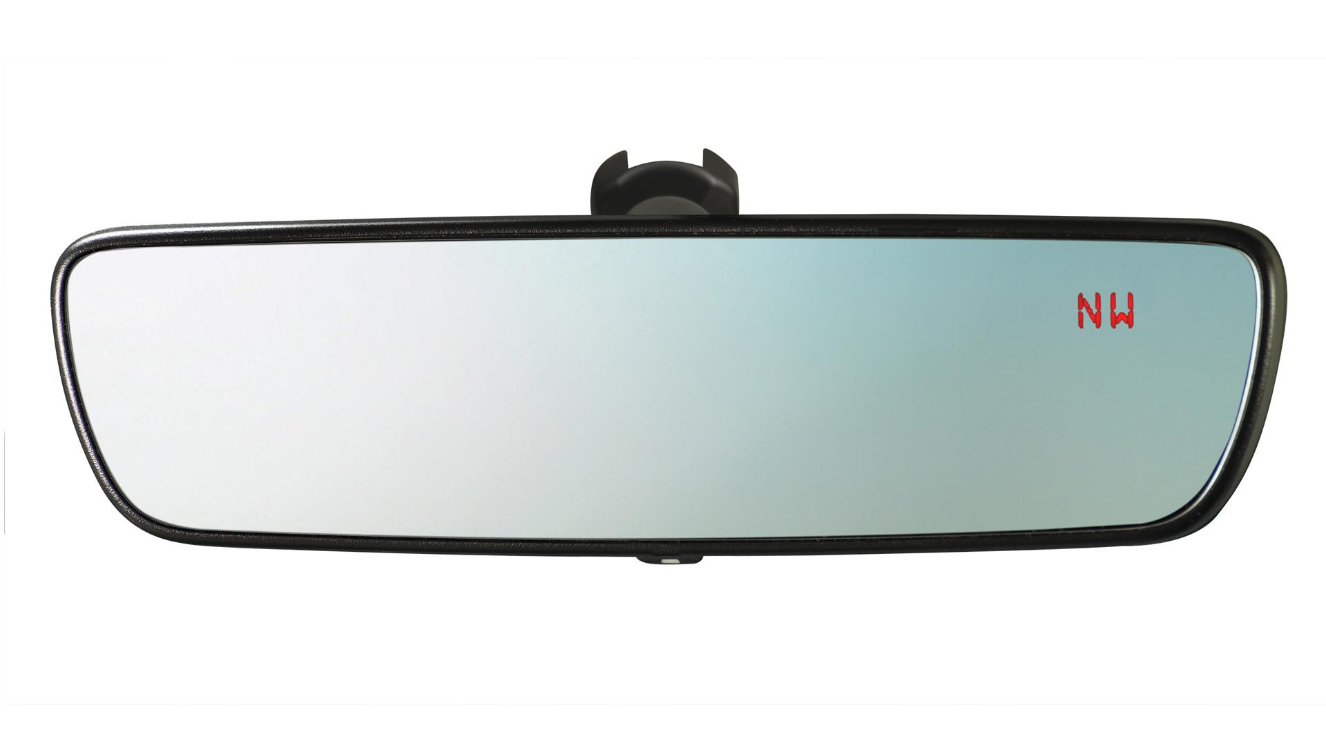 Subaru Crosstrek Auto Dimming Mirror With Compass